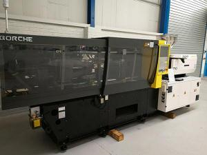 Plastics news Borche injection moulding machine