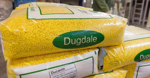 Plastics news Dugdale PVC compounds