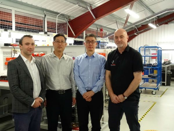 Plastics news Chinese Visitors Boost Exports for Devon Manufacturer