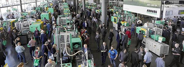 Arburg Host World's Largest In-house Event for the Plastics Industry