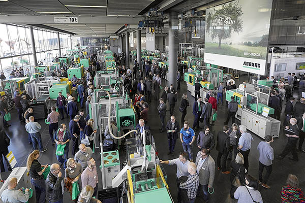 Plastics news Arburg Technology Days 2018