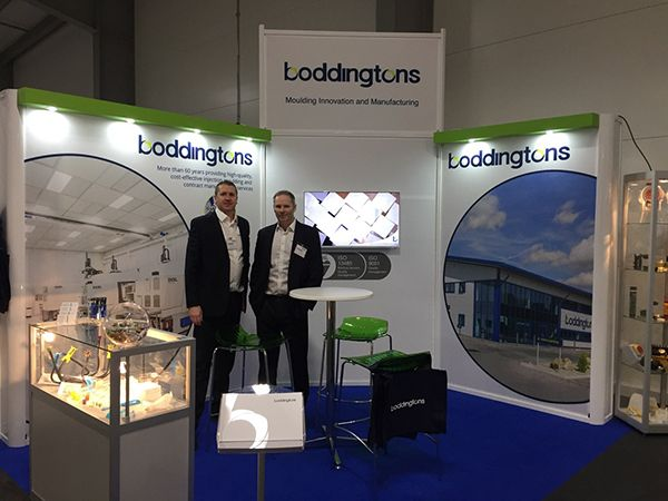 Plastics news Boddingtons at Southern Manufacturing