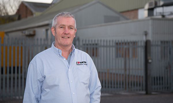 Plastics news Mark Harris joins Bunting