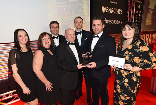 Plastics news MGS Rewarded for Engineering Excellence