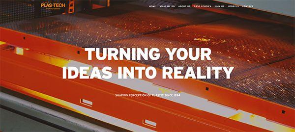 Plastics news Plas-tech thermoforming launch new website
