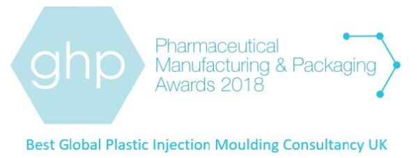 RJG Technologies Awarded Best Global Plastic Injection Moulding Consultancy UK