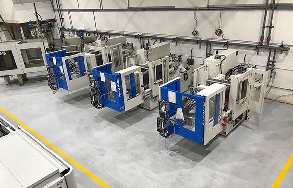 TCB Arrow invest in new Krauss machines