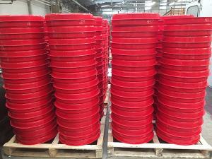 Belgrade Polymers eco lids