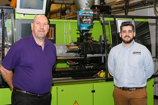 Plastics news Polymer Training & Innovation Centre Protected by Bunting Drawer Filter Magnet