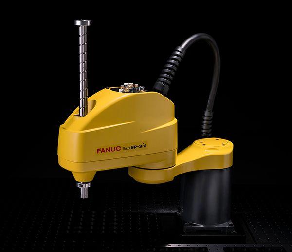 Plastics news Fanuc Launches SCARA Robot Range