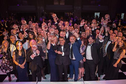 Plastics news Plastics Industry Awards winners 2017