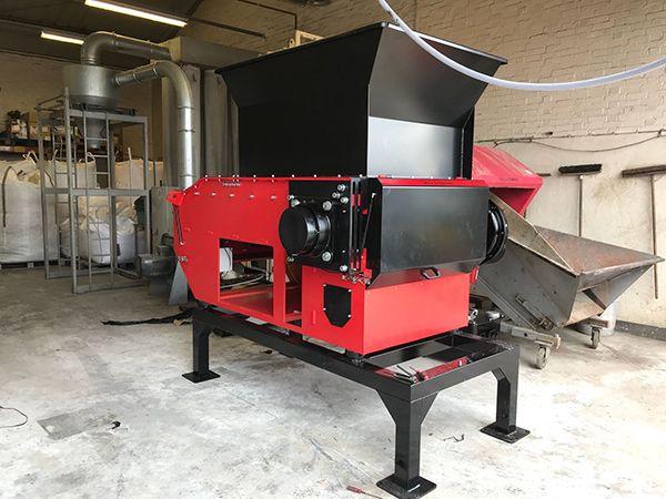 Plastics news Aylesbury Granulation Services Invest to Extend Range of Waste Processed