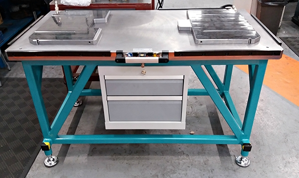 Plastics news Top Table Investment for ND Precision