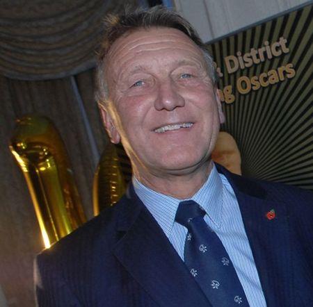 Plastics news Ioniser-Pro Chairman Barry Dodd CBE Wins Lifetime Achievement Award