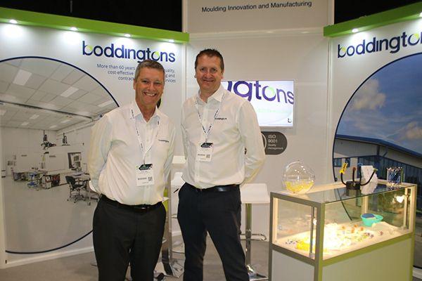 Plastics news Boddingtons Success at MTI Expo 2018
