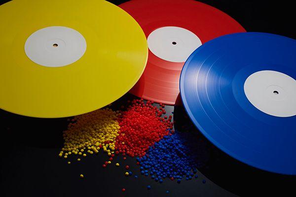 Plastics news Dugdale Puts the Colour Back into Vinyl Sounds