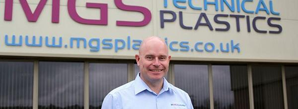 Sales Director Rejoins MGS Technical Plastics