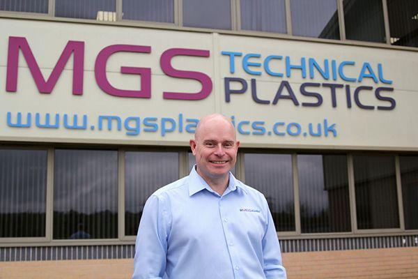 Plastics news Sales Director Rejoins MGS Technical Plastics