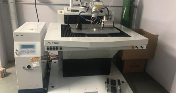 Plastics news Pentagon Plastics Group Make Major Investment in Laser Welder Technology
