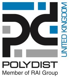 Polydist logo
