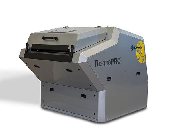 Plastics news Rapid's ThermoPRO Granulators Showcased at PLAST 2018