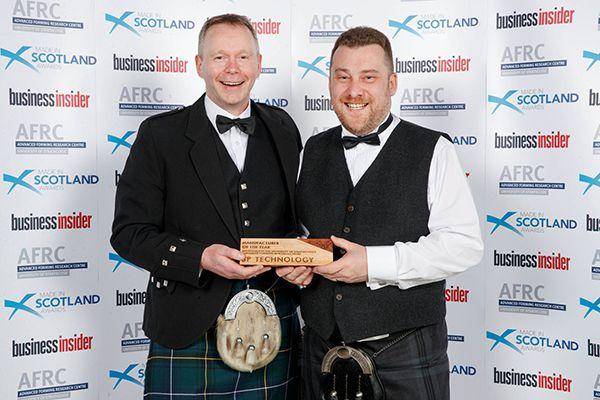 Plastics news SP Technology Wins Manufacturer of the Year Award