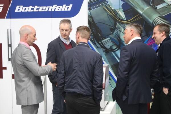 Plastics news Wittmann Battenfeld UK Industry 4.0 Event Sells Out