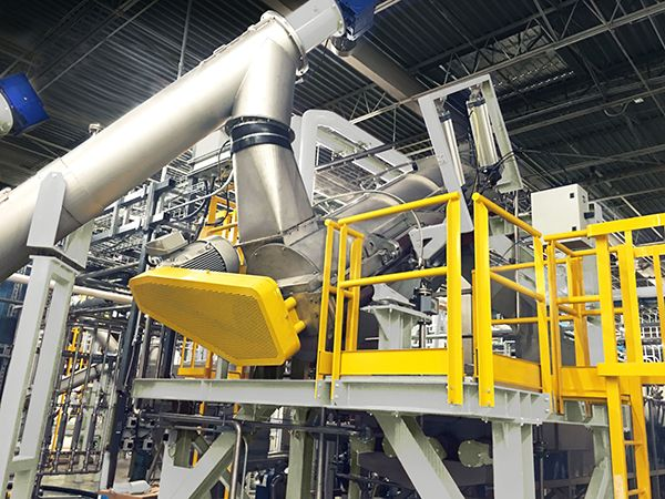 Plastics news AMUT: Worlds First Plant For Recovery of TETRAPAK® Packaging