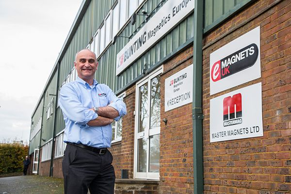 HotSeat – David Hills, Head of Sales, EMEA at Bunting Magnetics Europe
