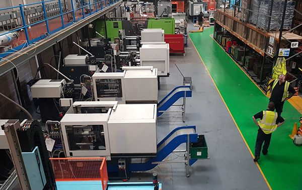 Plastics news MGS Invests in Biggest Machinery Yet