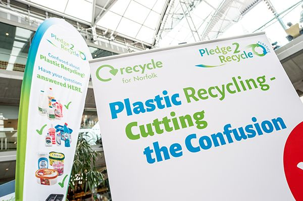 Plastics news RECOUP and Norfolk Waste Partnership Cut Confusion on Plastics Recycling