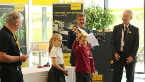 Plastics news Primary Age Engineers Meet FANUC Robots