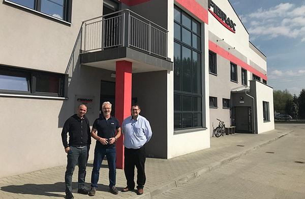 Plastics news Fibrax Group Extends Global Operations