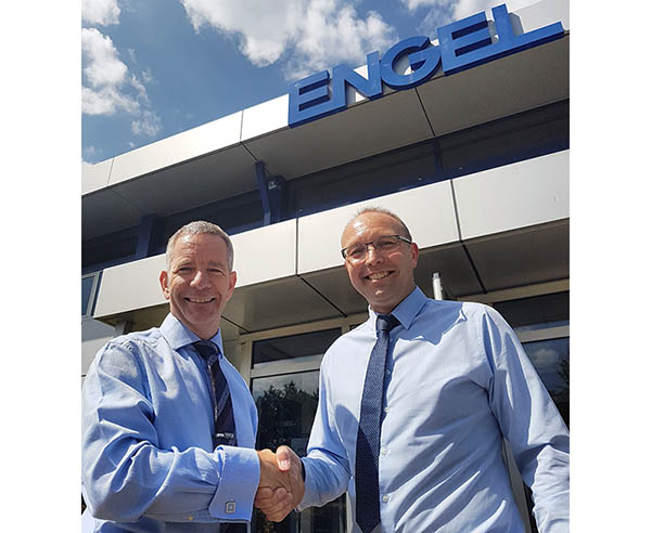 Graeme Herlihy and Nigel Baker, ENGEL UK