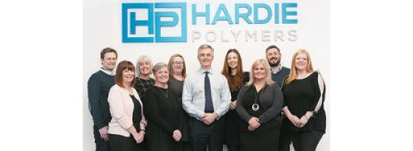 Latest Hire Signals Further Expansion For Hardie Polymers