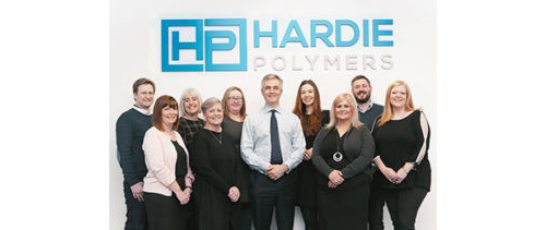 Plastics news Latest Hire Signals Further Expansion For Hardie Polymers