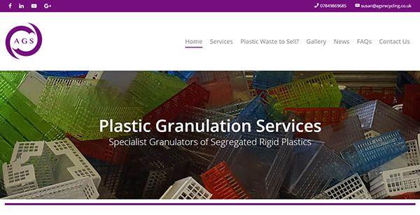 Plastics news AGS news website