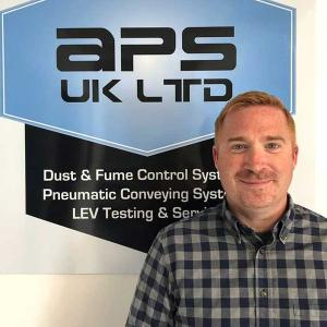 Plastics news APS UK Continue Growth with New Sales Manager