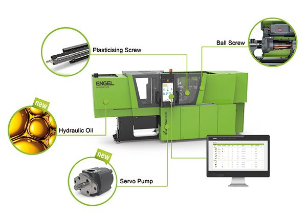 ENGEL with new e-connect.monitor modules at Fakuma 2018