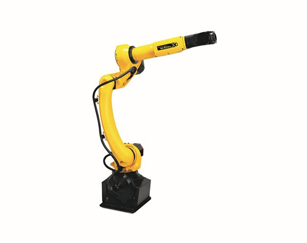 FANUC Unveils Slimline Addition to General Purpose Robot Series