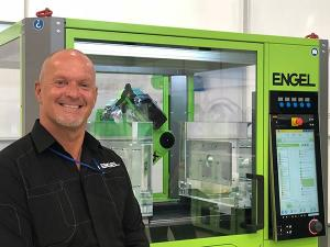 Plastics news ENGEL UK Make 3rd Appointment to Training Team