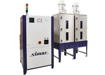Plastics news Simar e-DRY dryer