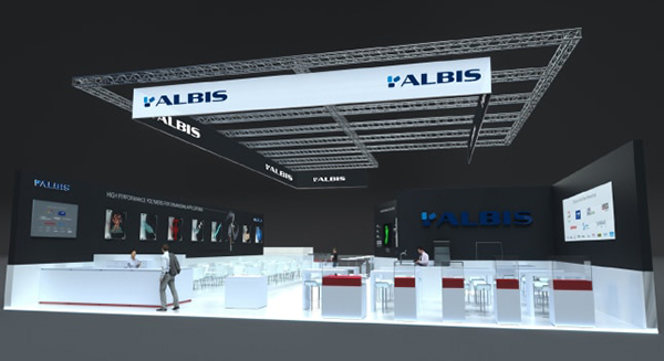 Albis Exhibition Stand