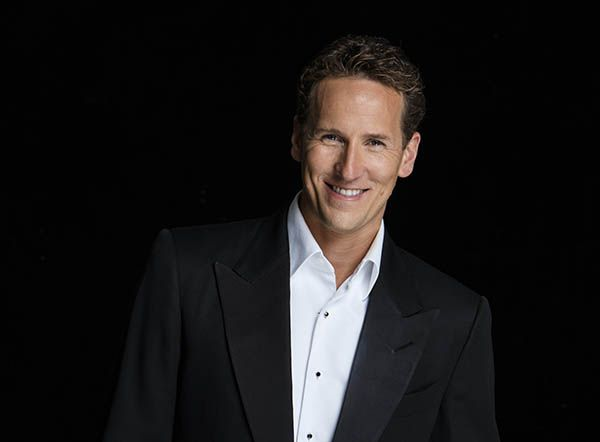 Brendan Cole, former Strictly Come Dancing champion