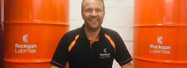 HotSeat – Jamie Shaw, Business Development Manager at Rockson LubriTek