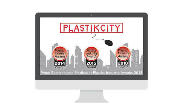 PlastikCity and Plastics Industry Awards logos