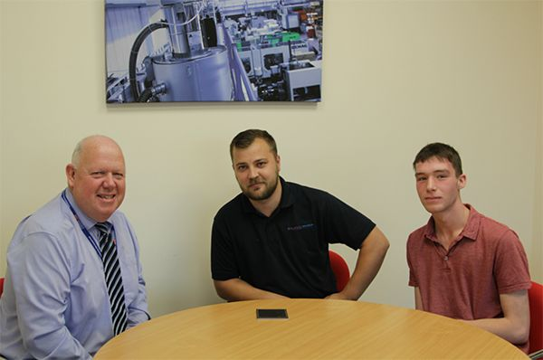 MGS Appoint Three New Apprentices