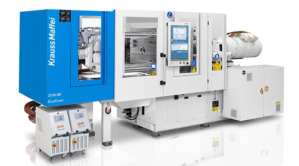 Protool Invests in KraussMaffei Machine for TPE Moulding