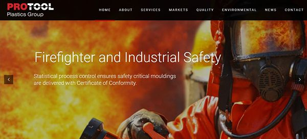 Protool Plastics Group Launches New Website