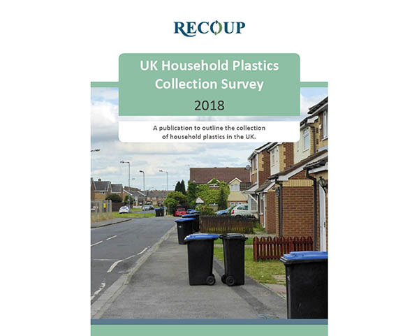 RECOUP 2018 Household Plastics Collection Survey